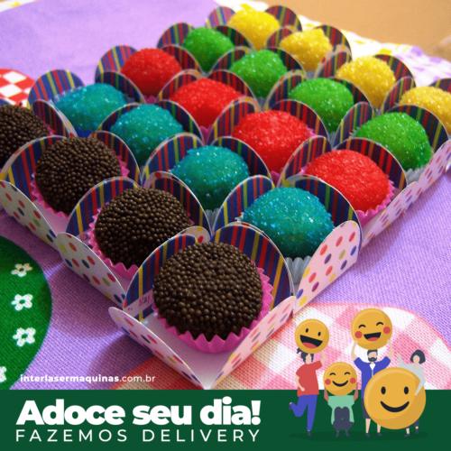 docinho_brigadeiro colorido_verde